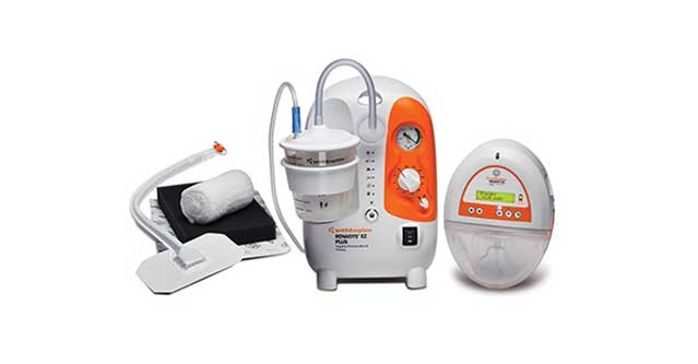 picture of a smith and nephew wound vac that you can use on acute wounds